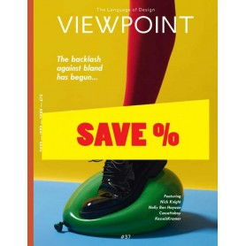 Viewpoint Design no. 37 E-Magazine