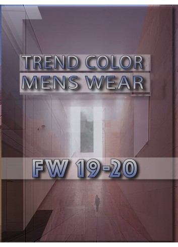 Menswear Color Card A/W 19/20 Digital Edition