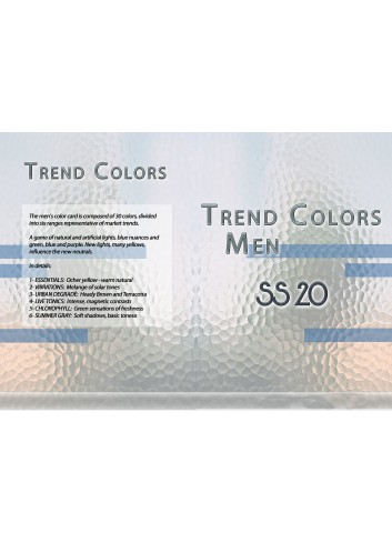 Trend Colors Mens S/S 20