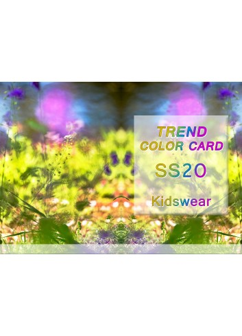 Kidswear Color Card S/S 20 Digital Edition