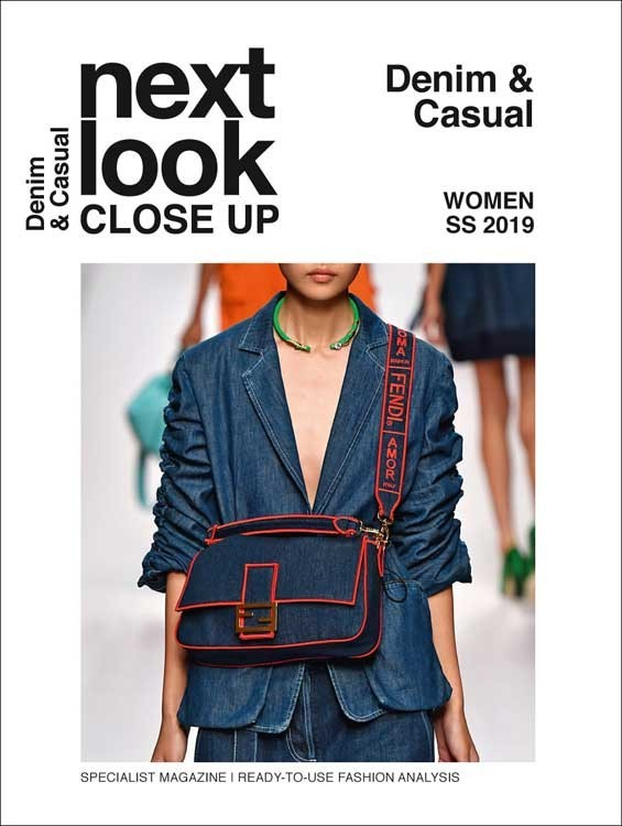 Next Look Close Up (Men) Denim & Casual Magazine S/S & A/W