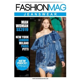 Fashionmag MAN Woman Jeanswear Magazine S/S & A/W