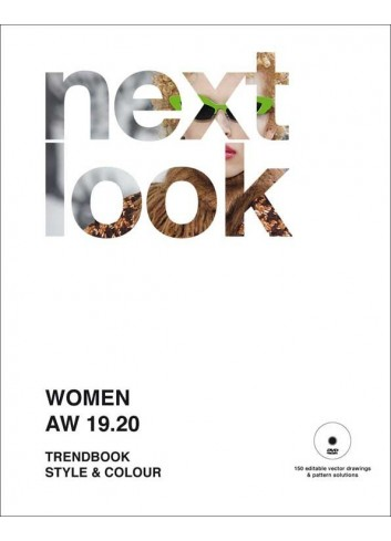 Next Look (Womenswear) Style & Colour Trendbook incl. DVD