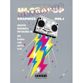 (Arkivia) ULTRAPOP Graphics Vol. 1 incl. DVD
