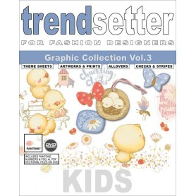 Trendsetter Kids Graphic Collection Vol.3 incl. DVD