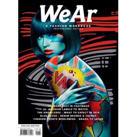 WeAr Magazine no. 54 Englisch