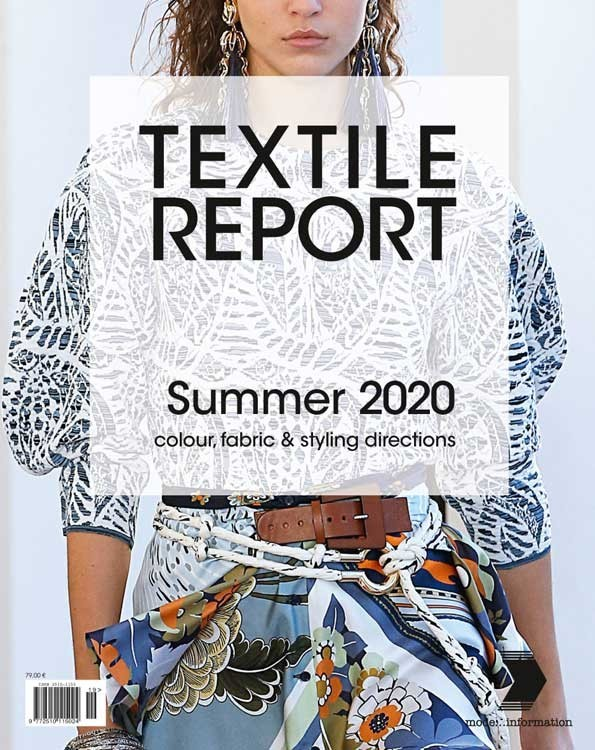 International Textile Report Magazine Subscription S/S & A/W
