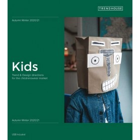 Children Kidswear Fashion Magazines Subscription Design Info