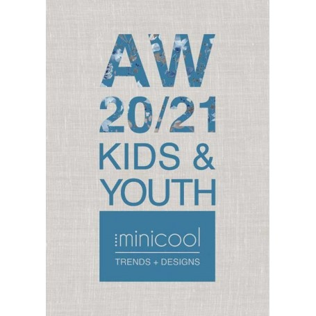 Minicool KIDS & Youth SS19 Trend Book Incl DVD