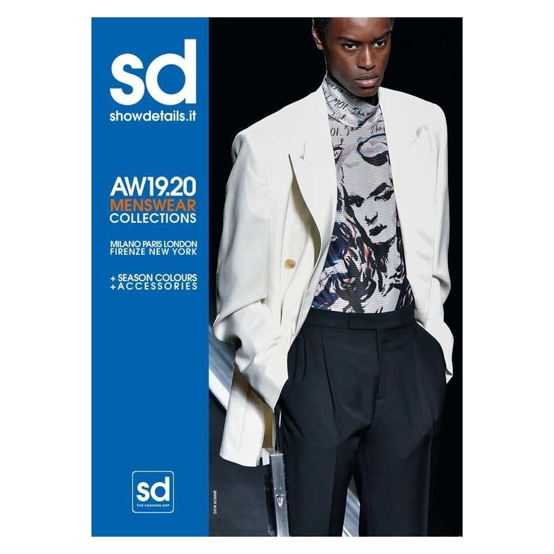 SHOWDETAILS (MEN) Magazine SS/ 18