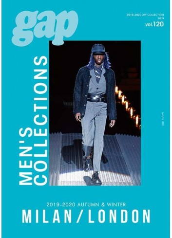 Gap Press Collections Magazine (LONDON / TOKYO)