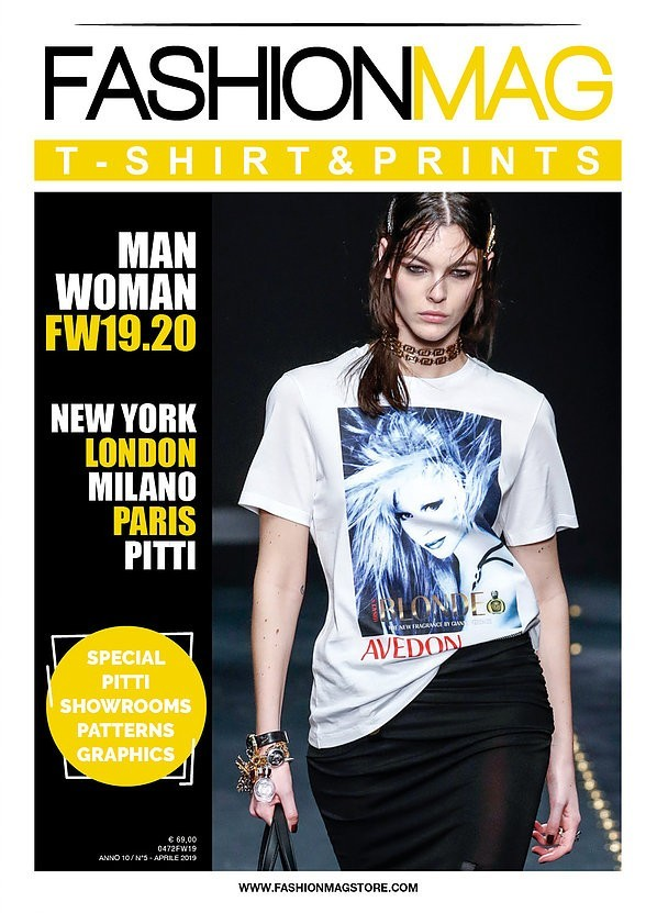 Fashionmag Woman/Man T-Shirts & Prints Magazine S/S & A/W
