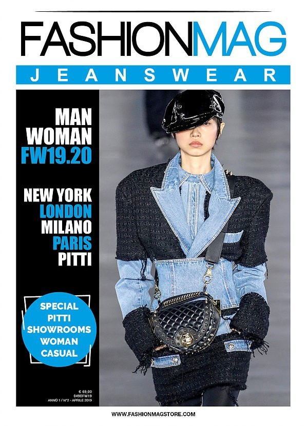 Fashionmag Woman/Man Jeans & Casual Magazine S/S & A/W