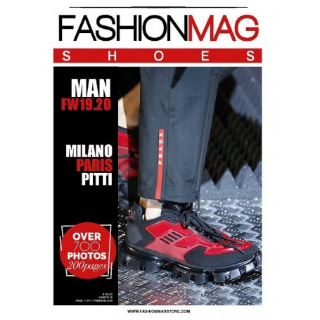 FASHIONMAG MAN SHOES & ACCESSORIES FW18.19
