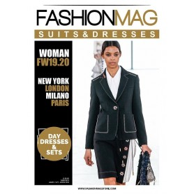Fashionmag Woman Suits & Dresses Magazine S/S & A/W