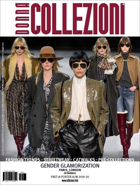 COLLEZIONI DONNA prêt-à-porter (Woman) Magazine Subscription A/W & S/S