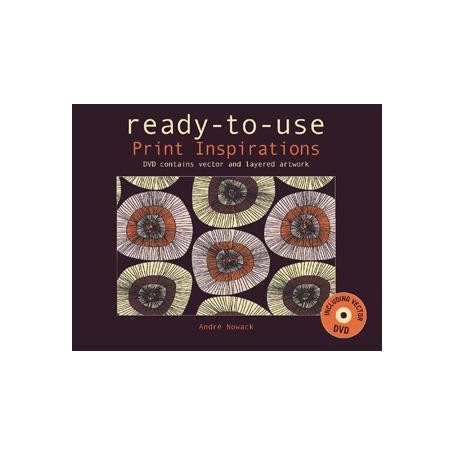 Ready To Use  Print Inspirations incl. DVD - 1