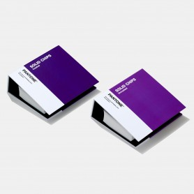 Pantone Solid Chips Coated & Uncoated Book GP1606A [2019 Edition]
