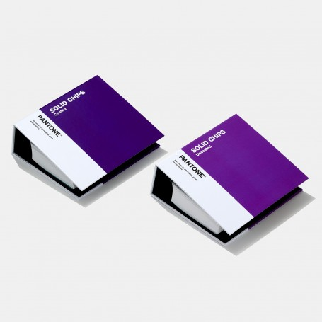 Pantone Solid Chips Coated & Uncoated Book GP1606A [2020 Edition] - 1