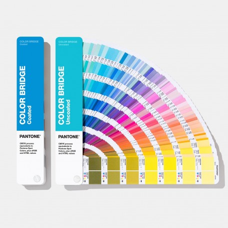 Pantone Color Bridge Coated & Uncoated Guide GP6102A
