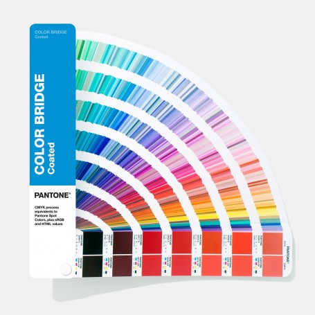 Pantone Color Bridge Coated Guide GG6103A [2020 Edition] - 3