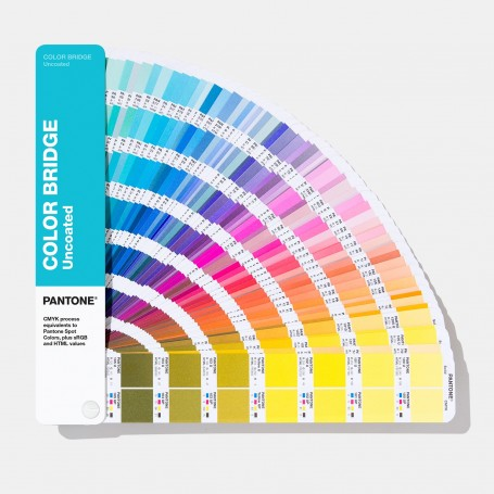 Pantone Color Bridge Uncoated Guide GG6104A [2020 Edition] - 3