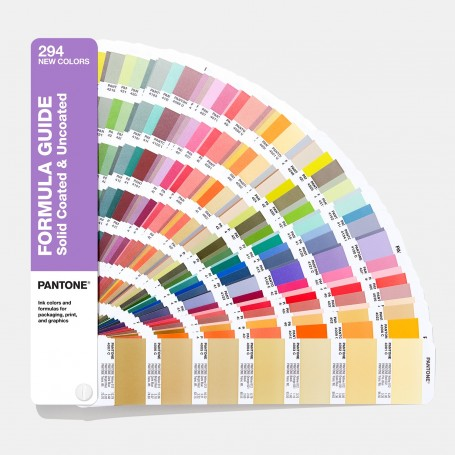 Pantone Formula Guide Supplement | Coated & Uncoated [2020 Edition] - 1