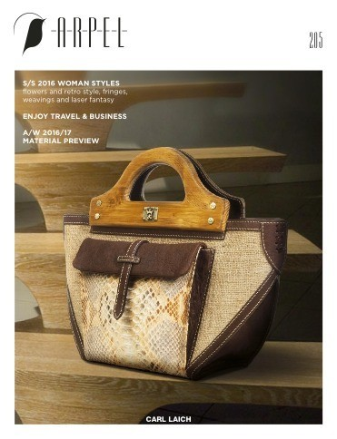 ARS Arpel Women Bags Trends Magazine Subscription