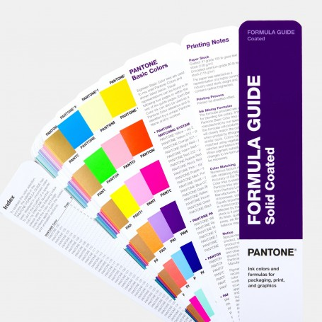 Pantone Color Book Coated & Uncoated Set GP1601A [2020 Edition]