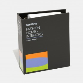 Pantone TCX Cotton Planner FHIC300A Fashion + Home + Interiors Book [2020 Edition]