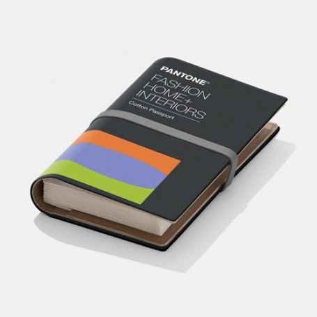 Pantone TCX Cotton Passport FHIC200A | TCX Color Chart [2020 Edition] - 1