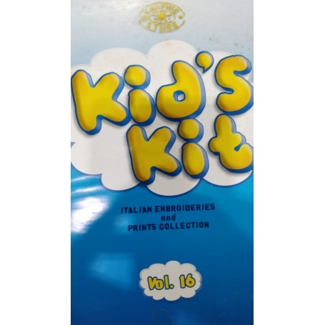 Graphicstore Kid's Kit Vol. 16 Incl. CD-Rom. - 1