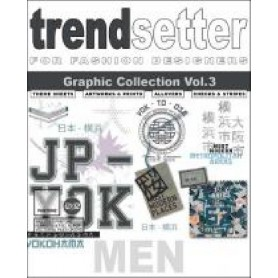 Trendsetter - Men Graphic Collection Vol.3 incl. DVD