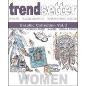 Trendsetter - Women Graphic Collection Vol.3 incl. DVD