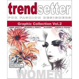 Trendsetter - Women Graphic Collection Vol.2 incl. DVD