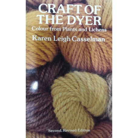 CRAFT OF THE DYER BOOK - 1