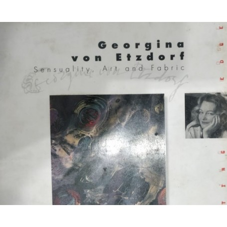 Georgina von Sensuality, Art and Fabric Book - 1