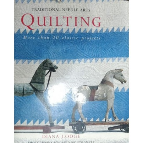 Quilting: Over 20 Classic Projects Book by Diana Lodge - 4