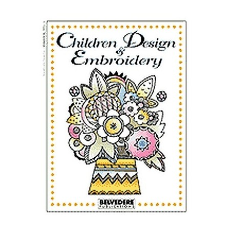 CHILDREN DESIGN AND EMBROIDERY BOOK VOL 1 - 1