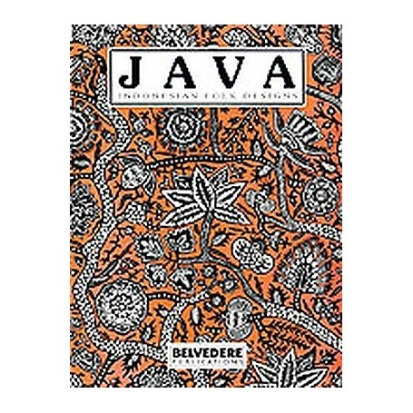 JAVA Indonesian Folk Designs Book Vol.1 - 1