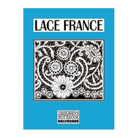 LACE FRANCE BOOK VOL.41 - 1