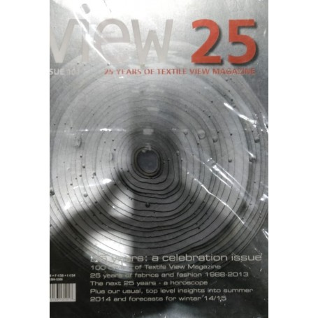 View No. 101 - 25th Anniversary special Silver issue ltd edition - 1