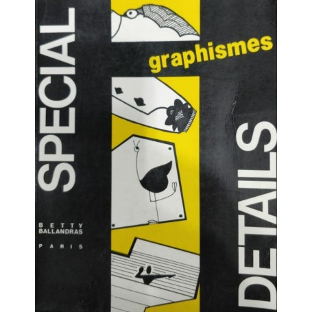 Special Details Graphismes Book by Betti Ballandras - 1