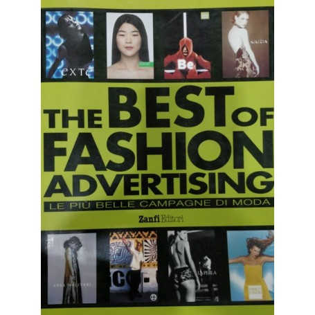 The Best of Fashion Advertising Book  - 1