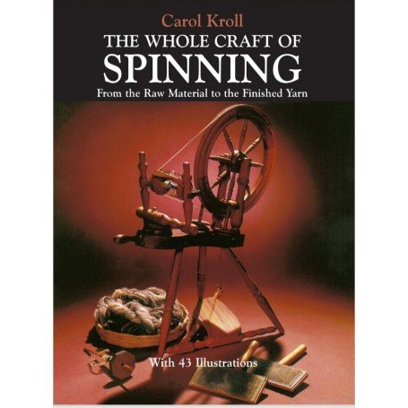 THE WHOLE CRAFT OF SPINNING BOOK - 1