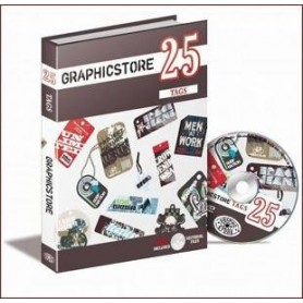 Graphicstore Tags Vol. 25 + DVD