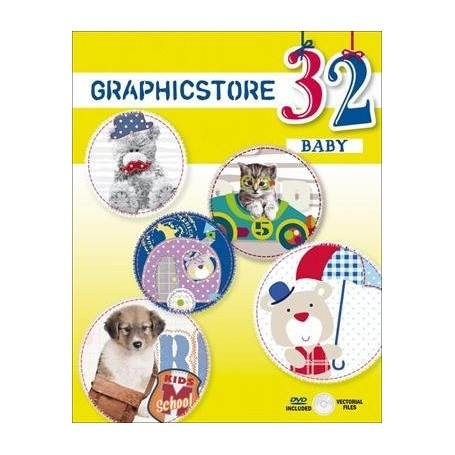 Graphicstore Baby Vol.32 incl. DVD