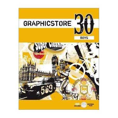 Graphicstore Boys Vol.30 incl. DVD