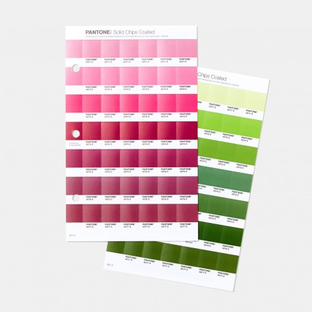 Pantone Solid Chips Supplement Coated & Uncoated - 1