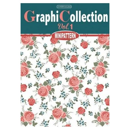 Graphicollection Minipattern Vol. 1 incl. CD-ROM